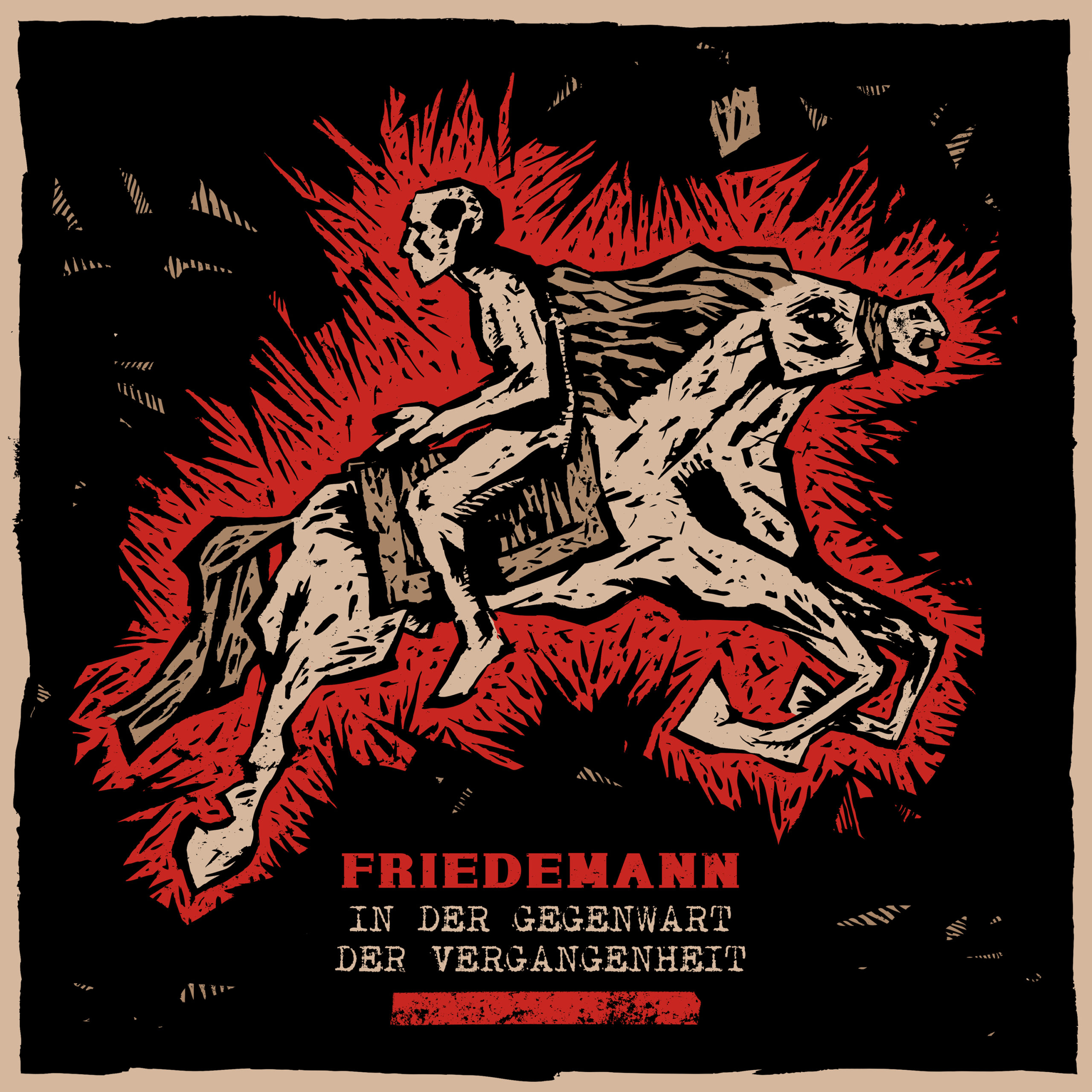 Neues Friedemann Album