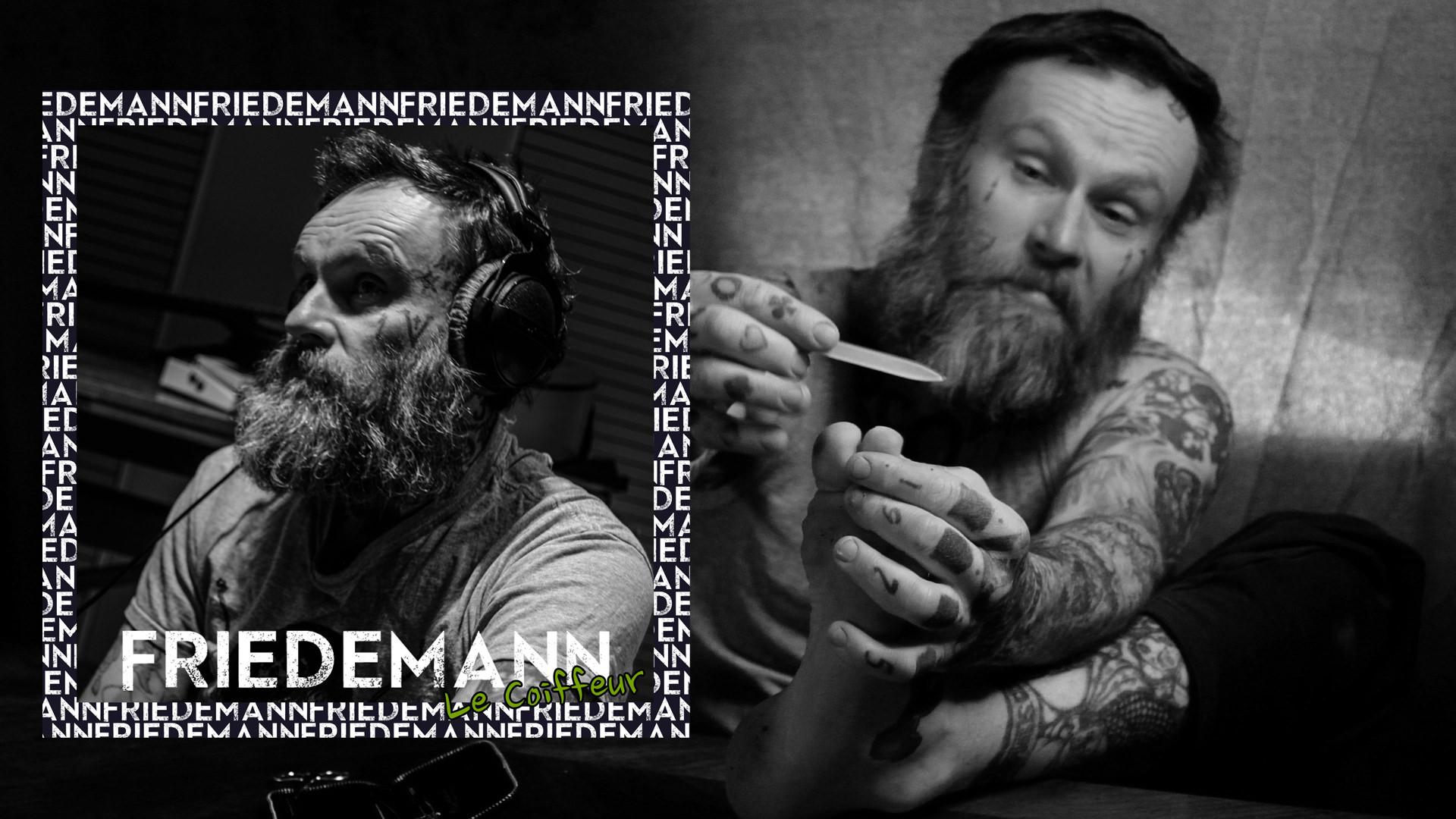 Friedemann & Le Coiffeur ….ein Kurzfilm