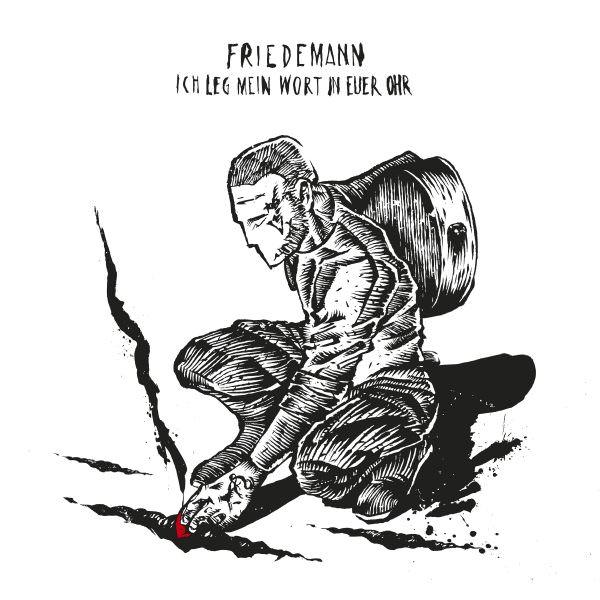 Friedemann Tour zur neuen Platte